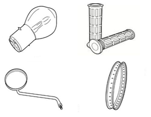 Rahmenteilen