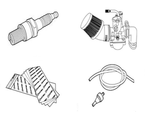 Motorteile