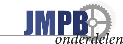 Stoßdämpfer Schwarz/Chrom Geschlossen IMCA 290MM