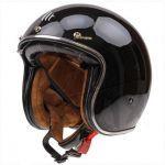 Helm Jet Le Mans II SV MT Schwarz