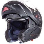 Helm System MT Atom Mattschwarz