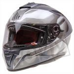 Helm Integral MT Blade II Fugue Grau