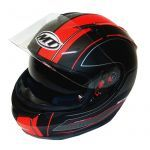 Helm Integral MT Blade Schwarz/Orange