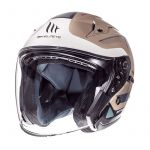 Helm Jet Avenue Crossroad MT Matt Titanium