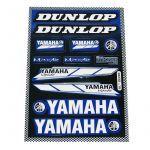 Sponsorkit Yamaha/Dunlop