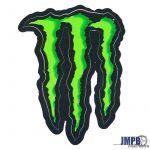 Aufkleber Monster 16X11.5CM